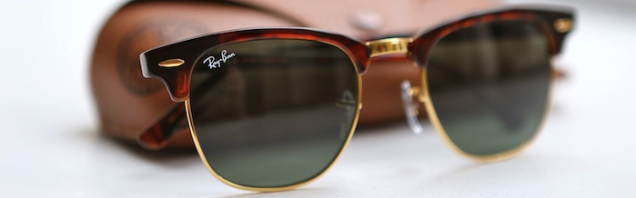 Ray-Ban Clubmaster: Icons of Eyewear