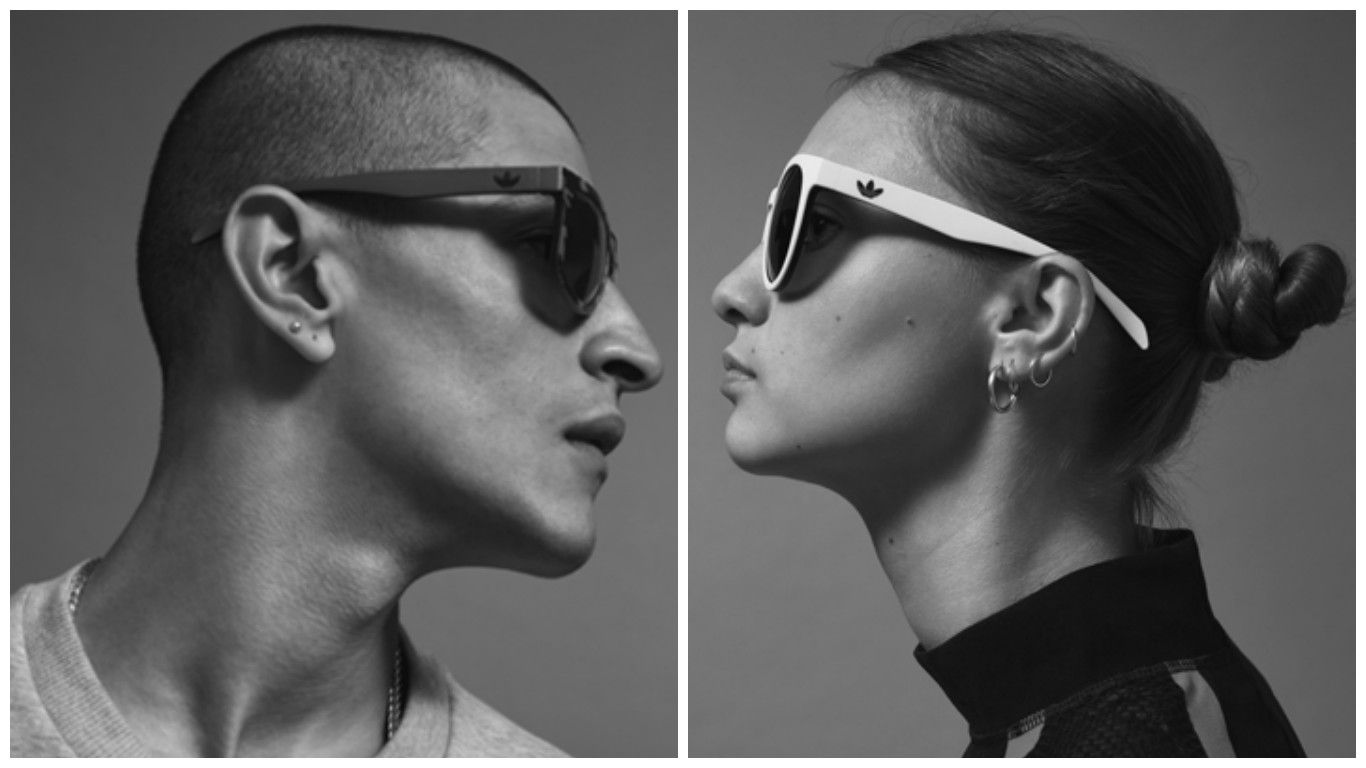 Adidas Originals by Italia Independent Eyewear Collection